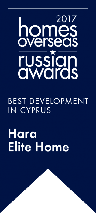 Hara Elite Home_award for site